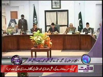 Waqtnews Headlines 12:00 PM 23 January 2012