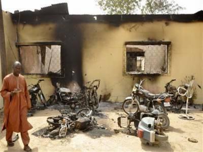 نائیجیریا کے شہر کانو میں بم دھماکوں میں ہلاک ہونے والوں کی تعداد ایک سو اٹھتر ہوگئی ہے۔