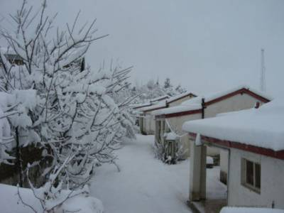 بالائی پنجاب،شمالی بلوچستان،خیبرپختو نخوا،کشمیراورگلگت بلتستان میں بارش جبکہ ملک کی حسین وادیوں میں برفباری سے موسم سردہوگیا