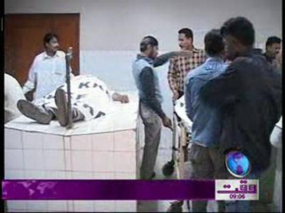 Karachi Target Killing News Package 31 January 2012