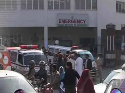 پی آئی سی ادویات کے ری ایکشن سے ہلاکتوں کا سلسلہ جاری، آج مزید دو اموات کے بعد مرنے والوں کی تعداد ایک سوسولہ ہوگئی۔