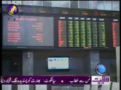 Karachi Stock Exchange News Package 03 February 2012