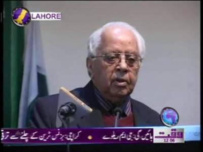 Majeed Nazami Addresses on Kashmir Day 04 February 2012