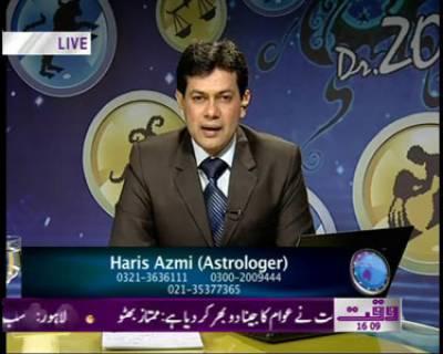 Dr Zodiac 13 February 2012