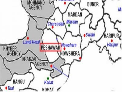 پشاور میں امریکی قونصل خانے کی حفاظت پر مامور ایف سی اہلکار نے خودکشی کرلی۔