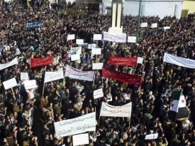 شام، سکیورٹی فورسز کے کریک ڈاؤن کو روکنے کے لیے عرب لیگ کا منصوبہ مسترد، سکیورٹی فورسز اور باغیوں میں جھڑپیں مزید شدت اختیار کرگئی۔