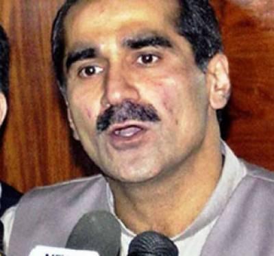 بلوچستان کے مسئلے پر آل پارٹیز کانفرنس بلانا مسئلے کا حل نہیں بلکہ بلوچ رہنماوں سے مذاکرات کا سلسلہ شروع کرنے کی ضرورت ہے. سعد رفیق