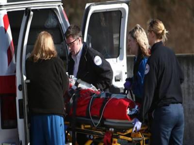 امریکہ میں تیسری جماعت کے طالبعلم نے سکول میں اپنی ساتھی طالبہ کو فائرنگ کر کے شدید زخمی کر دیا۔