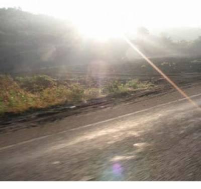 محکمہ موسمیات کے مطابق آئندہ چوبیس گھنٹوں کے دوران ملک کے بیشترعلاقوں میں موسم خشک رہے گا۔