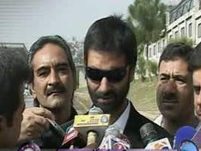 منصوراعجاز سے ملاقاتیں ہوئی ہیں مگران کی طرف سے لگائے جانے والے الزامات بے بنیاد ہیں۔ یاسین ملک