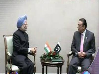 صدر آصف علی زرداری کل نئی دہلی ميں بھارتی وزير اعظم من موہن سنگھ سے ون آن ون ملاقات کريں گے.