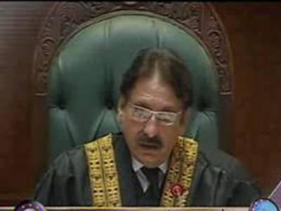 سپريم کورٹ نے سونيا ناز سے زيادتی کے مقدمہ ميں نئی تحقيقاتی رپورٹ مسترد کرتے ہوئے ڈی آئی جی ظفرقريشی کی پہلی رپورٹ پر عمل کا حکم ديا۔