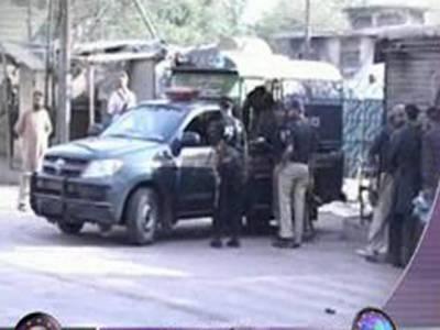 کراچی، لیاری میں پولیس کاٹارگٹڈ آپریشن، جرائم پیشہ افراد کی جانب سے فائرنگ، نامعلوم افراد کی فائرنگ سے ایک شخص جاں بحق اور دو زخمی ۔