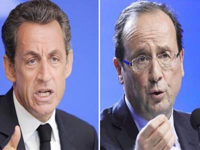 فرانس کے صدارتی انتخابات کے دوسرے مرحلے کے سلسلے میں بیرون یورپ بسنے والے فرانسیسی اپنا حق رائے دہی استعمال کررہے ہیں