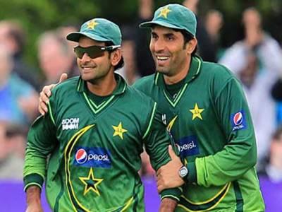 پاکستان کرکٹ بورڈ کا دورہ سری لنکا کے لئے ٹیم کا اعلان،مصباح الحق کو ٹیسٹ اور ون ڈے کے لئے جبکہ ٹی ٹونٹی کے لئے محمد حفیظ کپتان۔