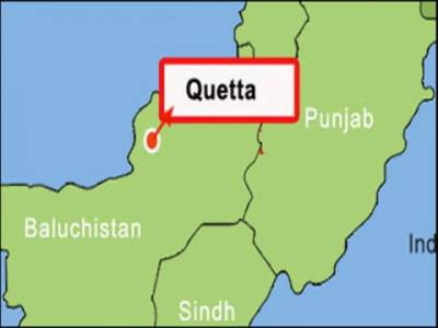 کوئٹہ کے علاقے جائنٹ روڈ پر نامعلوم افراد کی فائرنگ سے دوبھائی ہلاک اورایک شخص زخمی ہوگیا۔
