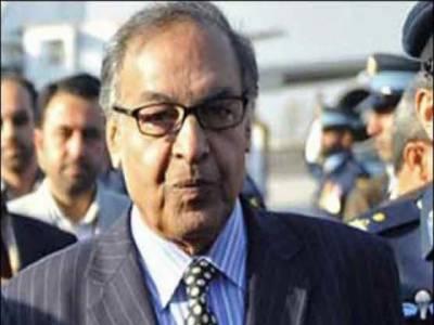 وزیراعظم کیلئے پیپلزپارٹی کے امیدوارمخدوم شہاب الدین نے کاغذات نامزدگی جمع کروادیئے۔