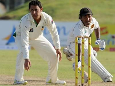 پاکستان کے خلاف پہلے ٹیسٹ میچ میں سری لنکا نے اپنی پوزیشن مستحکم کرلی۔ میزبان ٹیم نے پہلے روز دو وکٹوں پر تين سو رنز بنا لئے۔