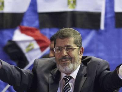 کسی ایک پارٹی کے نہیں بلکہ پورے ملک کے صدر ہیں۔ مقاصد کے حصول تک انقلاب کا سفر جاری رہے گا۔ مصر کے نومنتخب صدر ڈاکٹر محمد المرسی