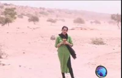 Straight Forward (People of Tharparkar Desert and their Problems) 26 June 2012