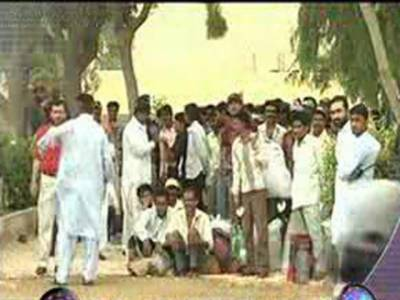 کراچی کی ڈسٹرکٹ ملیرجیل سے تین سو گیارہ بھارتی ماہی گیروں کو رہا کردیا گیا۔