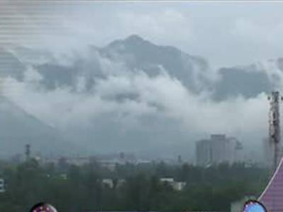 پری مون سون بارشوں کا آغازہوگیا۔ مالاکنڈ، ہزارہ، پشاور، راولپنڈی، اسلام آباد، گوجرانوالہ، لاہور، سرگودھا ڈویژن، کشمیر اور گلگت بلتستان میں بارش کی توقع ہے۔