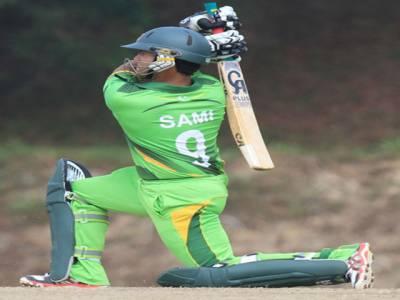 ایشیاء کپ انڈر نائن ٹین کے پہلے سیمی فائنل میں پاکستان افغانستان کو ایک سو باون رنز سے شکست دے کر فائنل میں پہنچ گیا۔