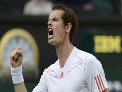 ومبلڈن ٹینس ٹورنامنٹ میں برطانوی کھلاڑی اینڈی مرے نے چوہترسال بعد میگاایونٹ کے فائنل کیلئے کوالیفائی کرلیا، فائنل سوئٹزرلینڈ کے راجر فیڈرر سے ہوگا۔