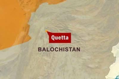 کوئٹہ کے علاقے زرغون روڈ پر نامعلوم افراد کی فائرنگ، سیاسی جماعت کے کارکن سمیت دس افراد زخمی ۔
