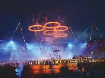 لندن اولمپکس کھیلوں کا آغاز، پہلے روز انیس مختلف کھیلوں کے مقابلے ہوں گے۔