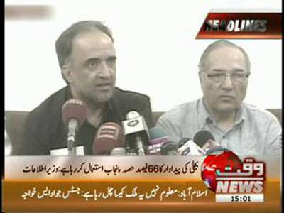 Waqtnews Headlines 03 00 PM 30 July 2012