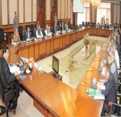 مشترکہ مفادات کونسل نے پٹرولیم پالیسی دوہزاربارہ کی منظوری دے دی۔
