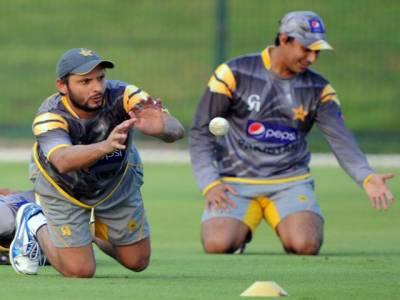 قومی کرکٹ ٹیم آج سیریز بچانے کیلئے آسٹریلیا سے ابوظہبی میں مدمقابل ہوگی۔