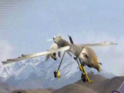 شمالی وزیرستان میں امریکی جاسوس طیارے کے ایک اور میزائل حملے میں پانچ افراد جاں بحق۔