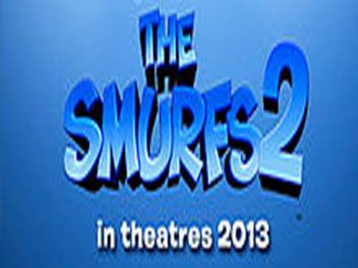 ہالی ووڈ کی ننھی نیلی مخلوق دی سمرف ٹو فلم بینوں کے چہروں پرپھر سے ہنسی بکھیرنےآئندہ سال جولائی میں سینما گھروں کارخ کرے گی۔