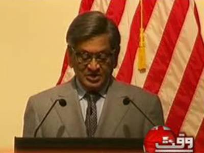پاکستان سےتمام تنازعات کو مذاکرات کے ذریعے حل کرنے کا عزم رکھتےہیں۔ ایس ایم کرشنا