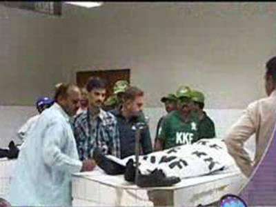 کراچی میں فائرنگ اور تشدد کے واقعات میں مزید پانچ افراد اپنی جان سے ہاتھ دھوبیٹھے