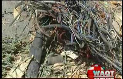 Problems Created by PTCL Department in Chitral News Package 10 September 2012