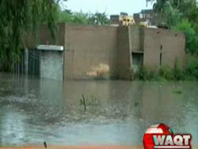 صوبہ سندھ، مشرقی بلوچستان اور جنوبی پنجاب کے بیشتر علاقوں میں آج مزید بارشوں کا امکان ہے، موسلا دھار بارشوں کی وجہ سے ندی نالوں میں طغیانی کا خدشہ بھی ظاہر کیا.