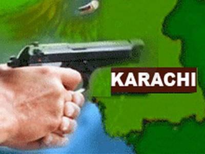 کراچی میں آج بھی مختلف واقعات میں پولیس اہلکار اور خاتون سمیت چھ افراد کو موت کی نیند سلا دیا گیا ۔