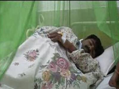 لاہورمیں ڈینگی کے سات مریضوں میں وائرس کی تصدیق ہونے کے بعد پنجاب بھر میں ڈینگی کے مریضوں کی مجموعی تعداد ایک سو چھبیس ہو گئی۔