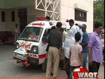 کراچی میں قتل وغارت گری کے مختلف واقعات میں مزید گیارہ افراد کوموت کی نیند سلادیا گیا۔ نو افراد زخمی