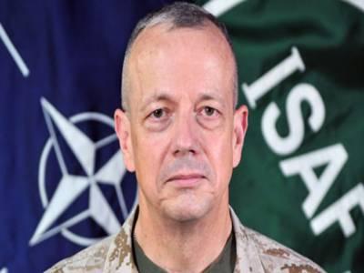 امریکہ افغان جنگ میں بہت کچھ داؤ پر لگانے کے لیے تیار ہے لیکن اس میں امریکیوں کا قتل شامل نہیں۔ جنرل جان ایلن