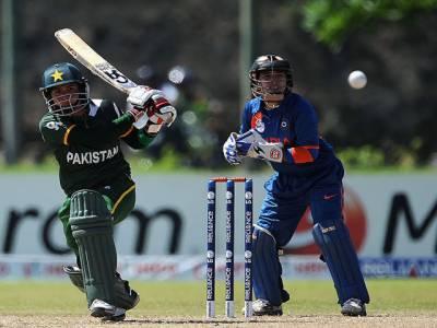 ویمنز ٹی ٹوئنٹی ورلڈ کپ: پاکستانی خواتین نے روایتی حریف بھارت کو شکست دے کرمینز ایونٹ میں ہار کا بدلہ چکادیا۔ ندا ڈار تین کھلاڑیوں کو آؤٹ کرکے نمایاں رہیں۔