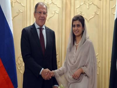 پاکستان اورروس نے تجارتی، اقتصادی اور سیاسی تعلقات کے فروغ پراتفاق کرلیا۔