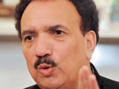 وزیر داخلہ رحمان نے کہا ہے کہ ڈرون حملوں کی مخالفت سیاسی مصلحت کے تحت نہیں کر رہے اور عوام ان حملوں سے ناخوش ہیں