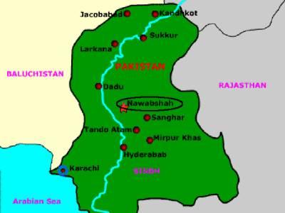 نواب شاہ میں کاروکاری کے الزام میں خاتون سمیت دو افراد کو قتل کردیا گیا