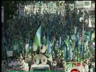 جماعت اسلامی کراچی نے حکومت سے توہین رسالت پر عالمی قانون سازی کے لیے دنیا بھر میں وفود بھیجنے کا مطالبہ کیا ہے۔