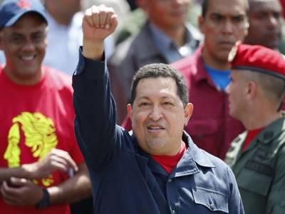 ونیزویلا کے صدارتی انتخابات میں ہوگوشاویزدوبارہ صدرمنتخب ہوگئے