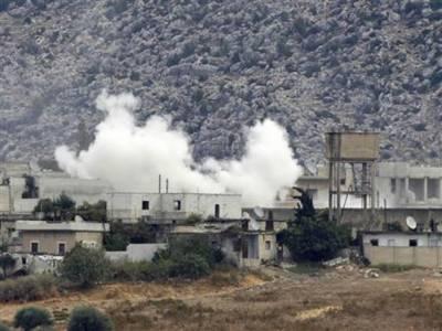 شام میں گزشتہ روزمختلف جھڑپوں اورحملوں میں شامی فوجیوں سمیت دوسودس افراد ہلاک ہوگئے.